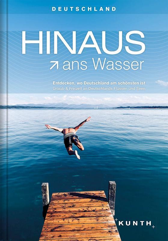 Cover-Bild HINAUS ans Wasser