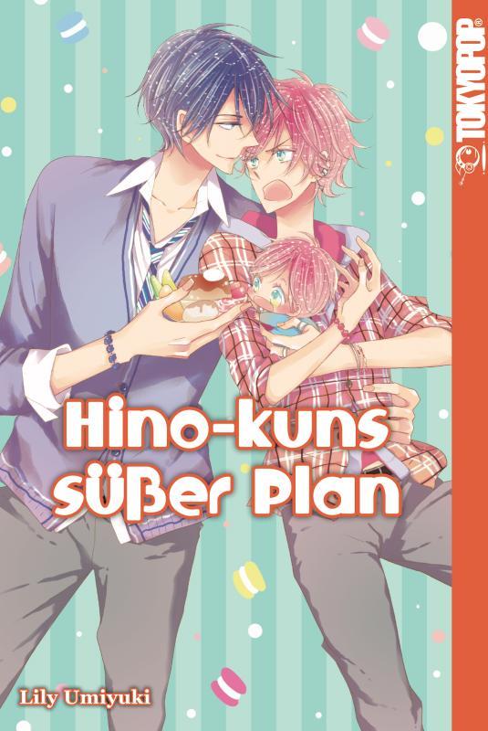Cover-Bild Hino-kuns süßer Plan