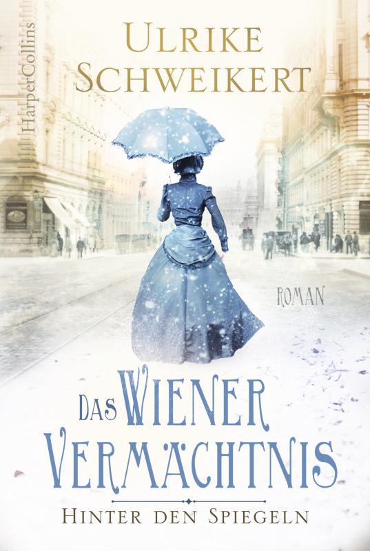 Cover-Bild Hinter den Spiegeln - Das Wiener Vermächtnis
