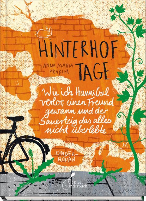 Cover-Bild Hinterhoftage