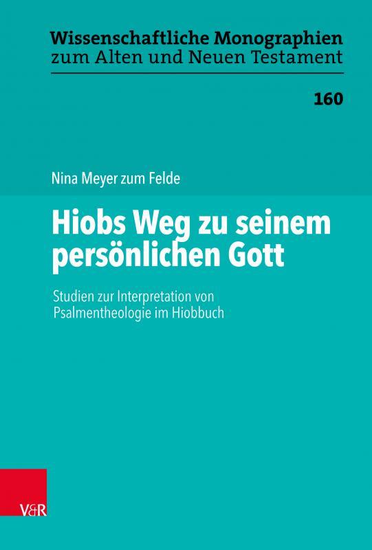 Cover-Bild Hiobs Weg zu seinem persönlichen Gott