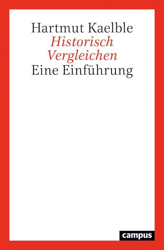 Cover-Bild Historisch Vergleichen