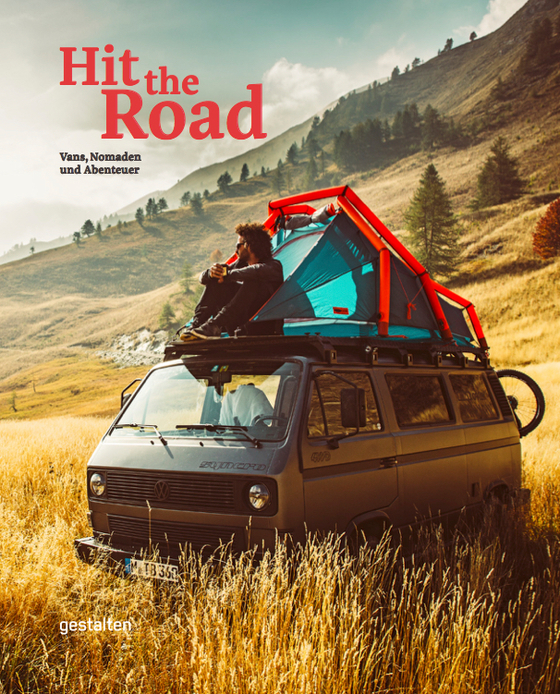 Cover-Bild Hit The Road (DE)