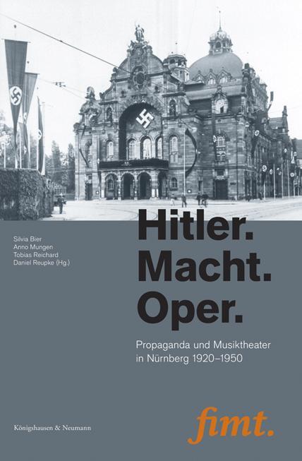Cover-Bild Hitler. Macht. Oper
