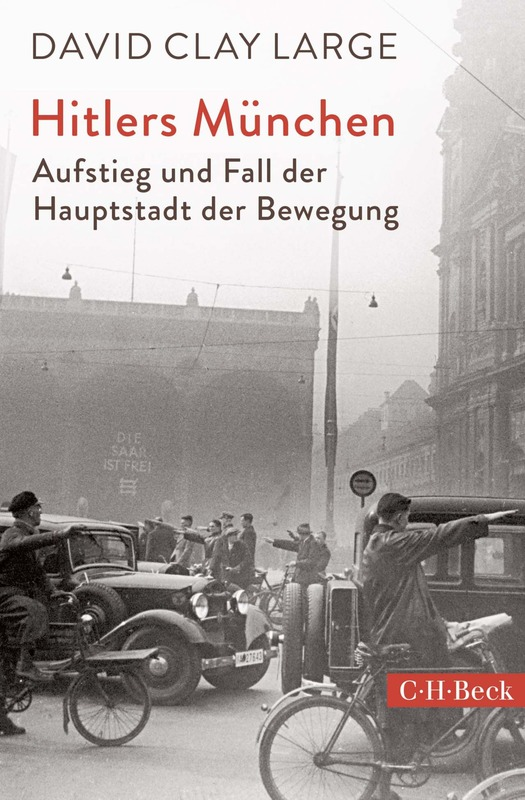 Cover-Bild Hitlers München