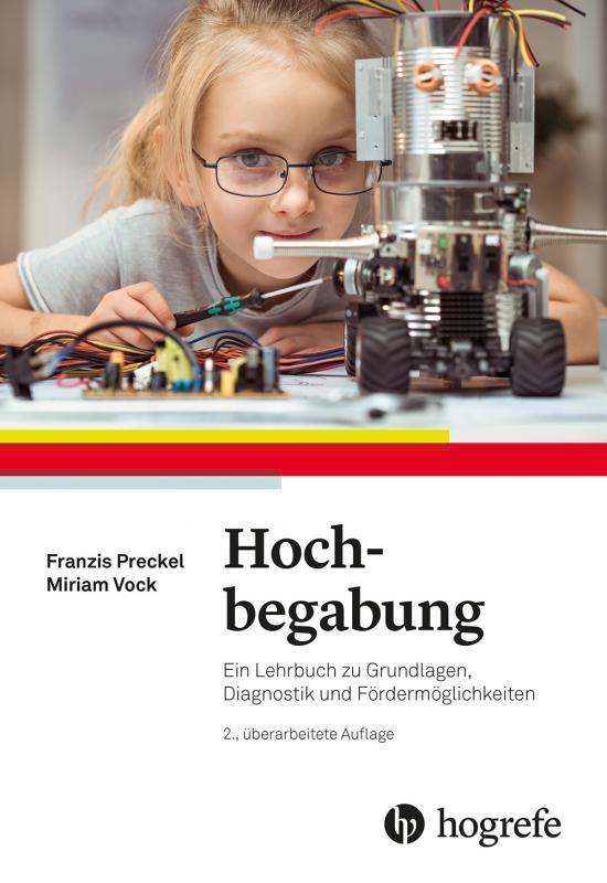 Cover-Bild Hochbegabung