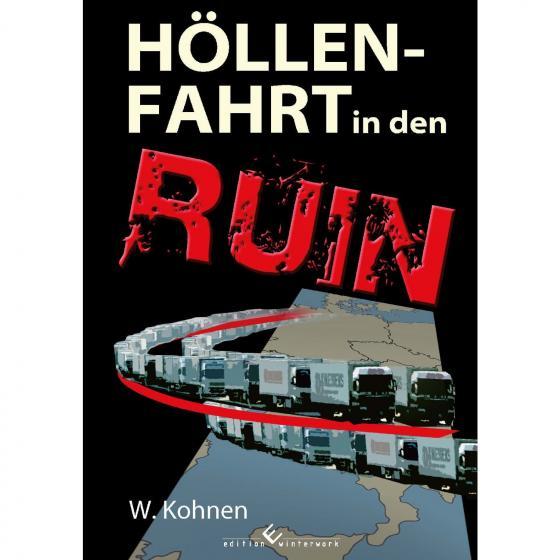 Cover-Bild Höllenfahrt in den Ruin