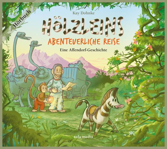 Cover-Bild Hölzleins abenteuerliche Reise
