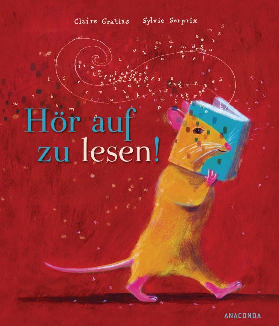 Cover-Bild Hör auf zu lesen!