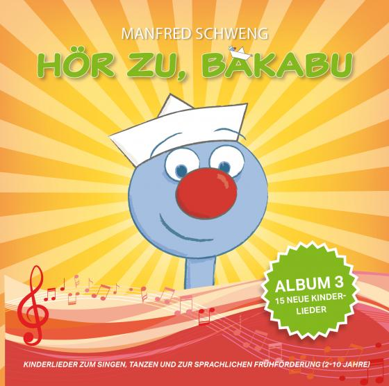 Cover-Bild Hör zu, Bakabu - Album 3