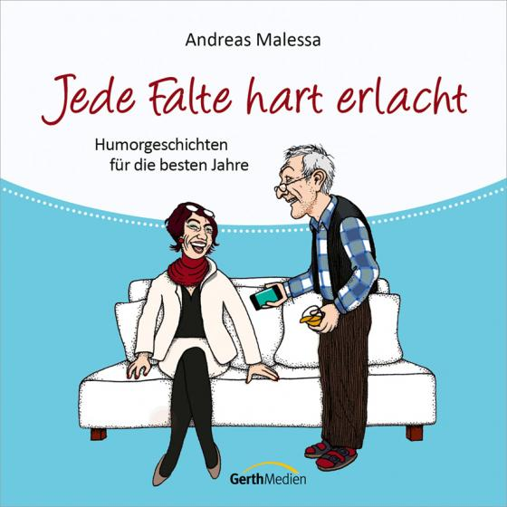Cover-Bild Hörbuch: Jede Falte hart erlacht