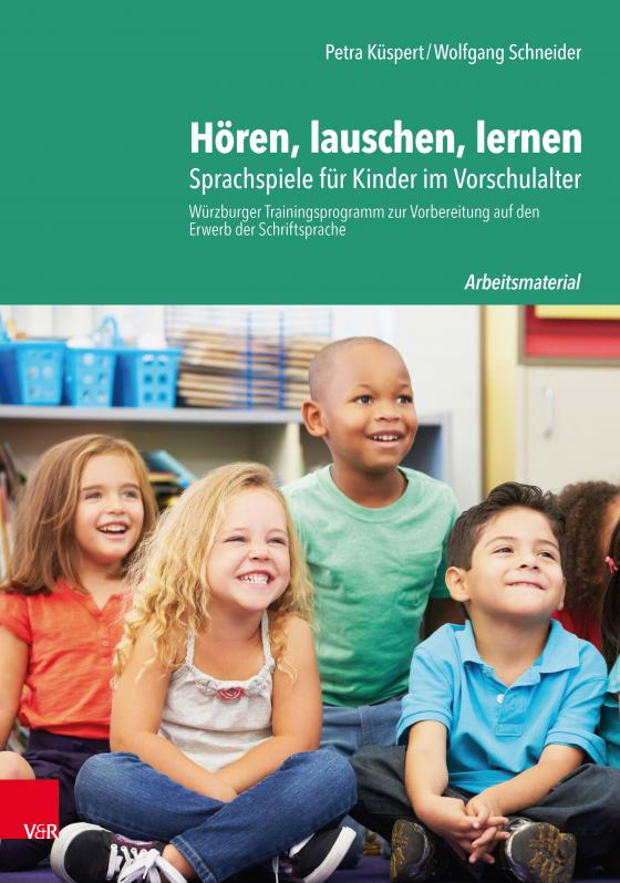 Cover-Bild Hören, lauschen, lernen – Arbeitsmaterial