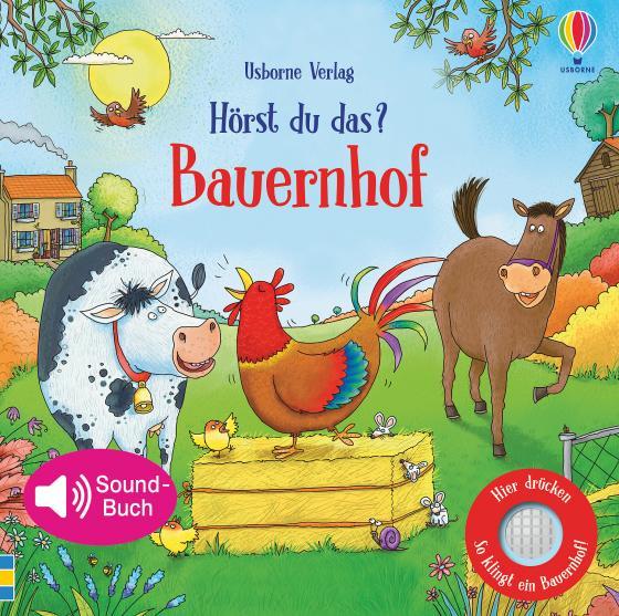 Cover-Bild Hörst du das? Bauernhof