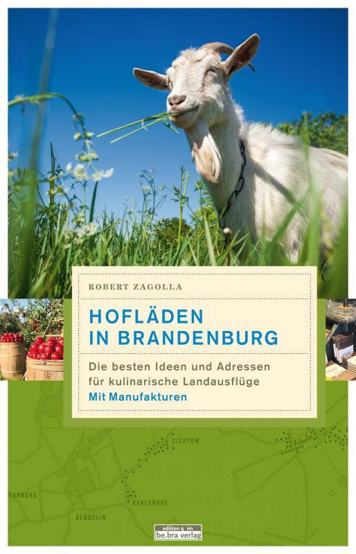 Cover-Bild Hofläden in Brandenburg