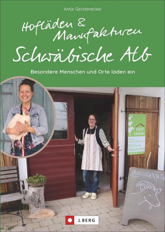 Cover-Bild Hofläden und Manufakturen Schwäbische Alb