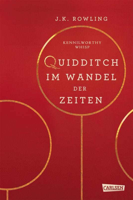 Cover-Bild Hogwarts-Schulbücher: Quidditch im Wandel der Zeiten
