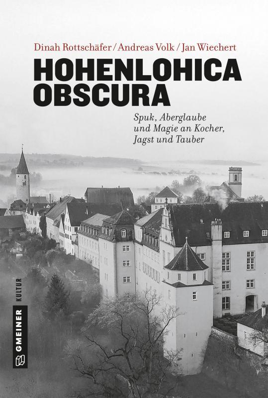 Cover-Bild Hohenlohica Obscura
