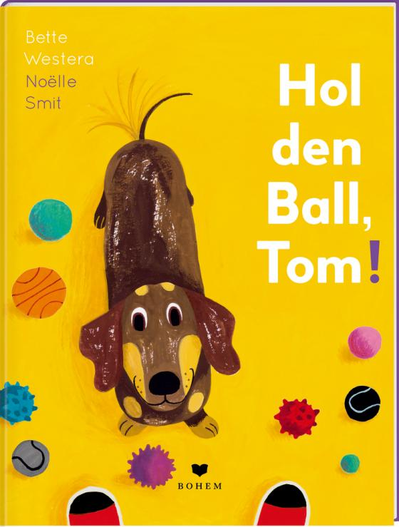 Cover-Bild Hol den Ball, Tom!
