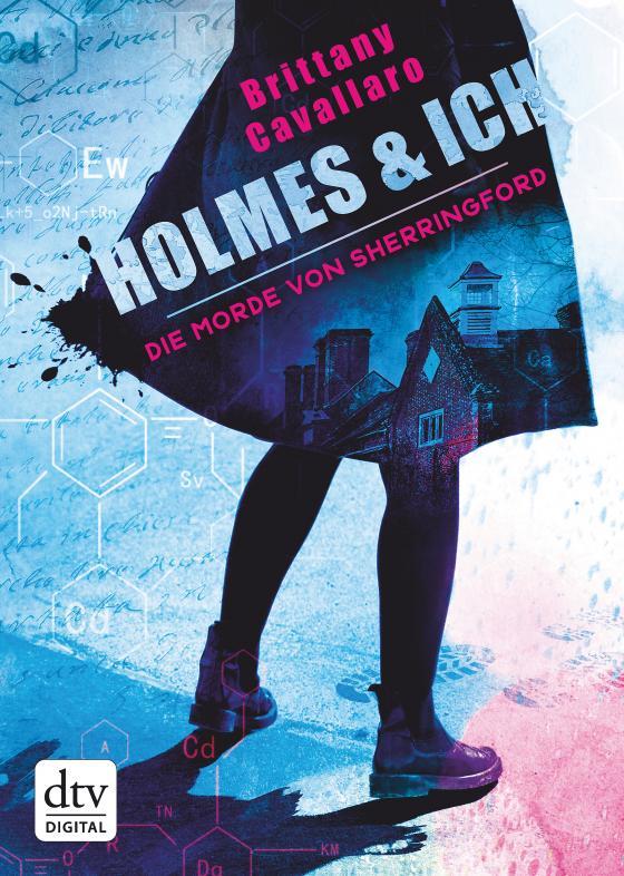 Cover-Bild Holmes und ich – Die Morde von Sherringford