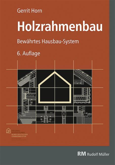 Cover-Bild Holzrahmenbau