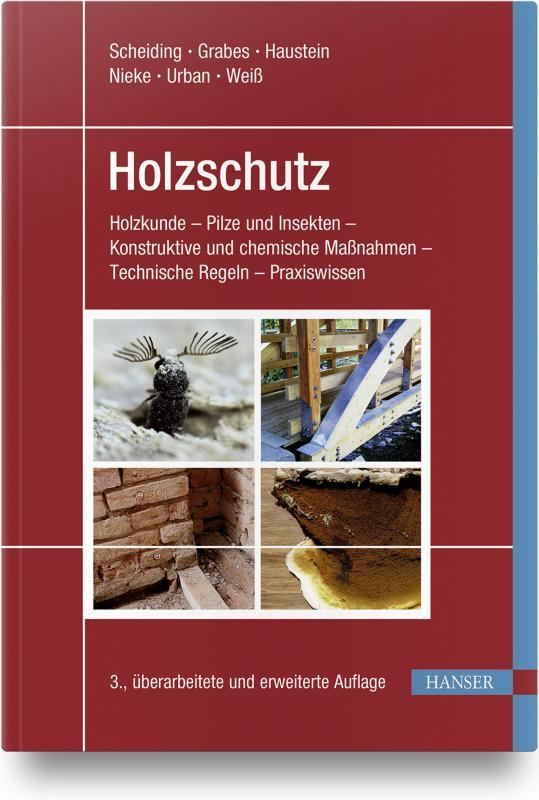 Cover-Bild Holzschutz