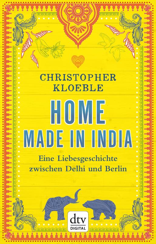 Cover-Bild Home made in India