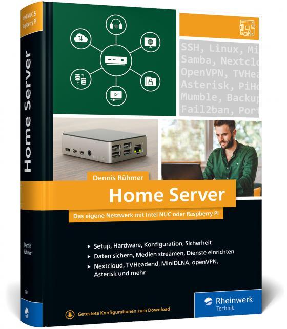 Cover-Bild Home Server