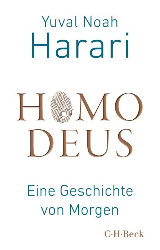Cover-Bild Homo Deus