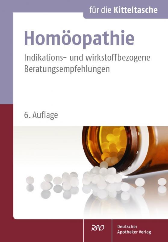 Cover-Bild Homöopathie für die Kitteltasche