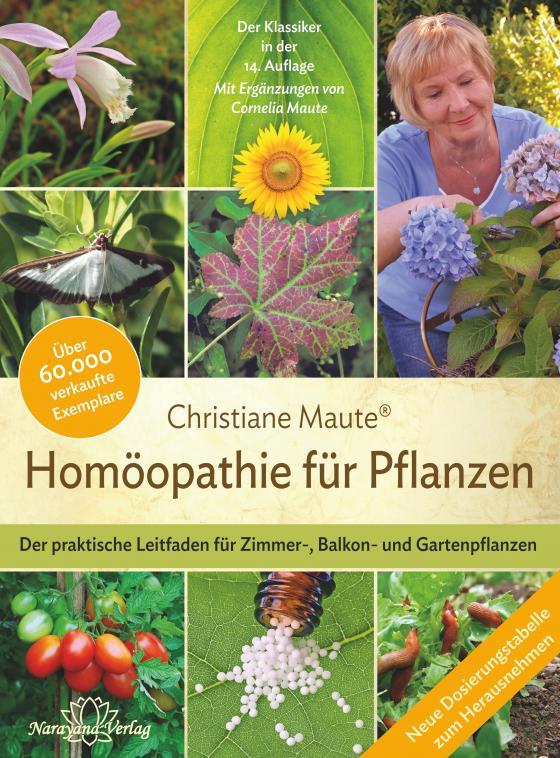 Cover-Bild Homöopathie für Pflanzen - Der Klassiker in der 14. Auflage
