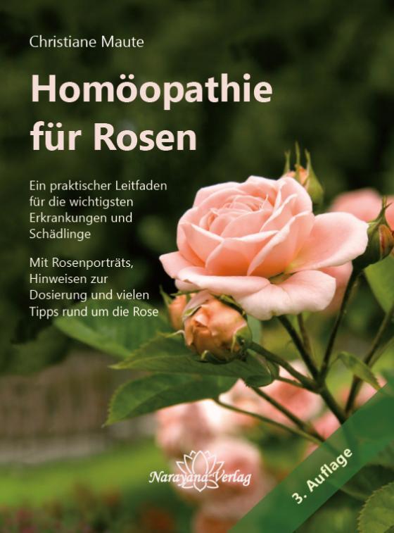 Cover-Bild Homöopathie für Rosen