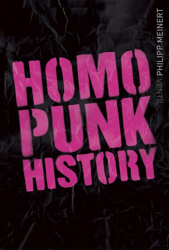 Cover-Bild Homopunk History