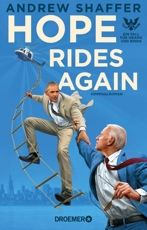 Cover-Bild Hope Rides Again