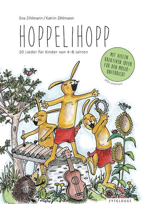 Cover-Bild Hoppelihopp
