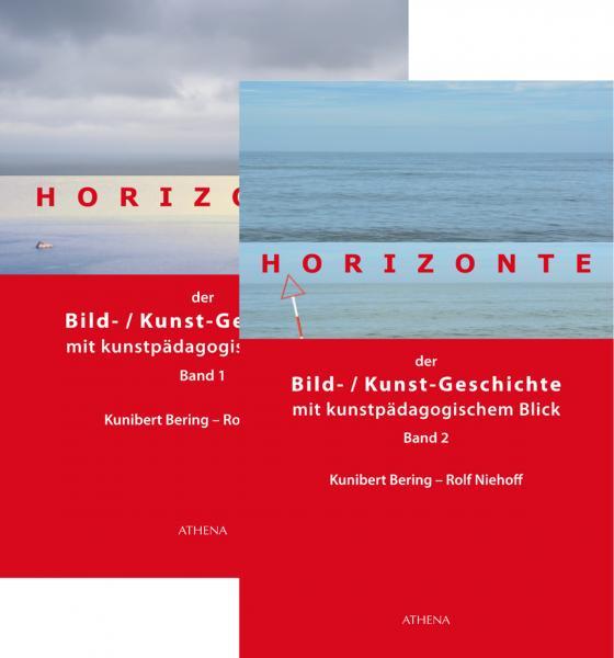 Cover-Bild Horizonte der Bild-Kunstgeschichte mit kunstpädagogischem Blick