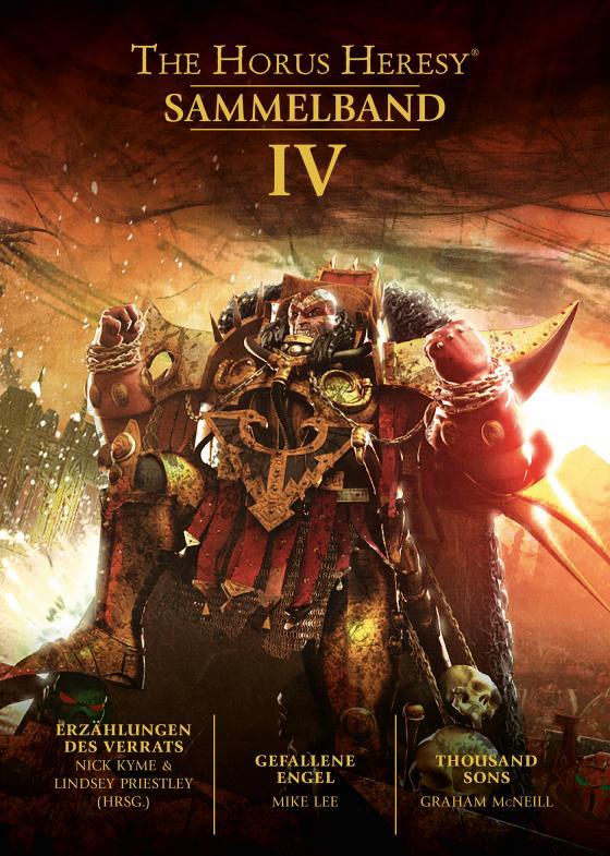 Cover-Bild Horus Heresy - Sammelband 04