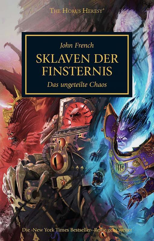Cover-Bild Horus Heresy - Sklaven der Finsternis