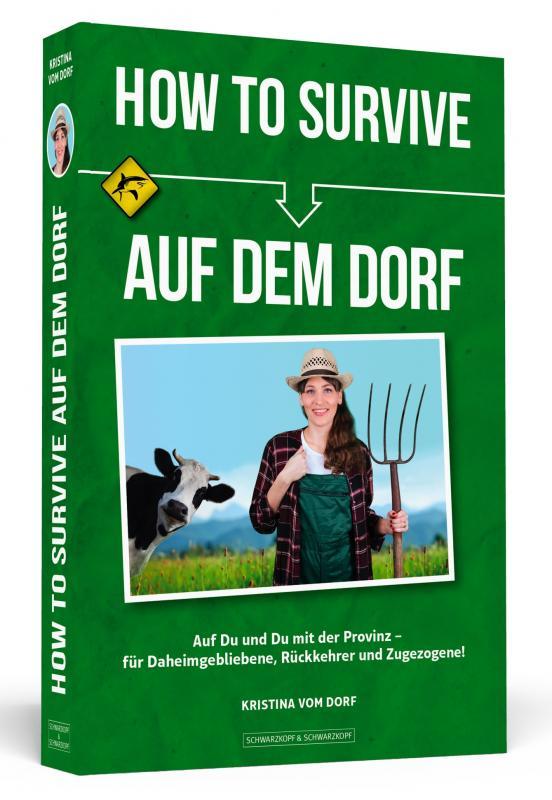 Cover-Bild How To Survive auf dem Dorf