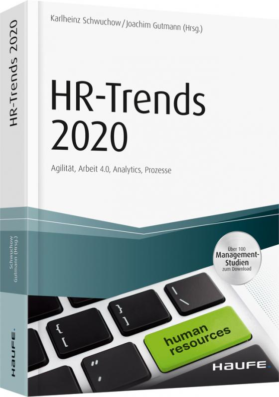 Cover-Bild HR-Trends 2020