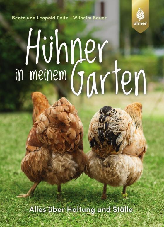 Cover-Bild Hühner in meinem Garten