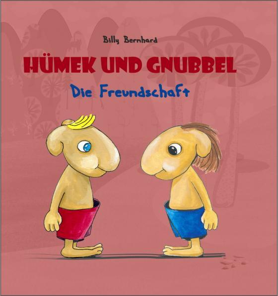 Cover-Bild HÜMEK UND GNUBBEL