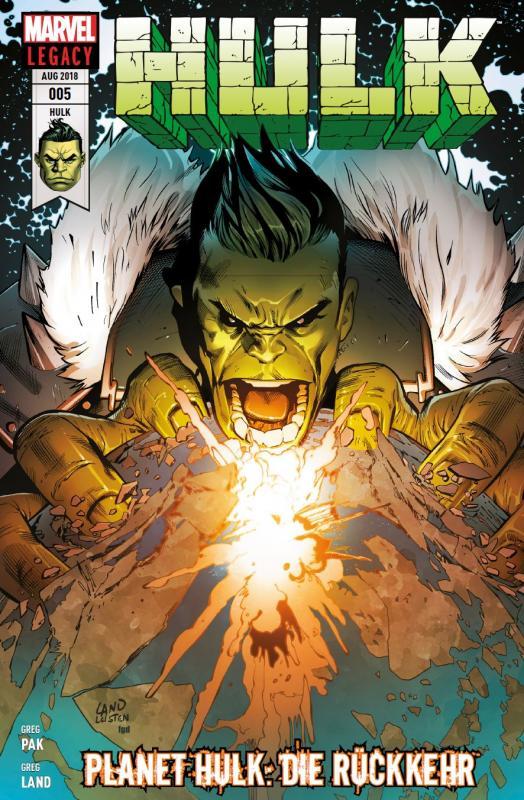 Cover-Bild Hulk