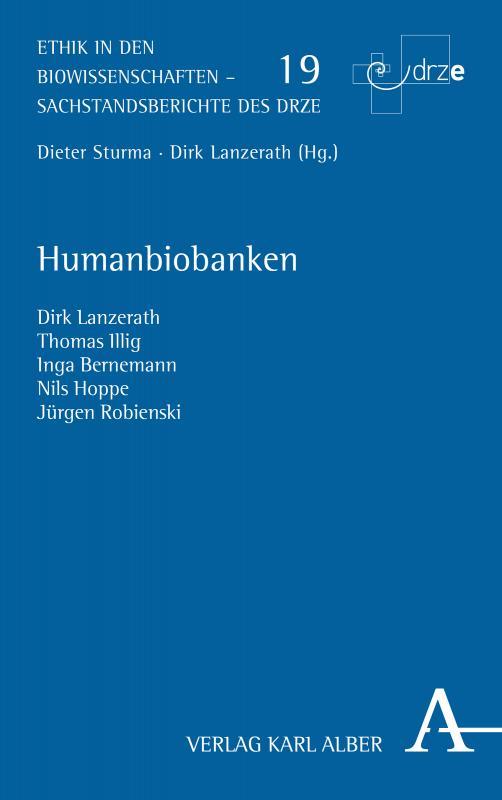 Cover-Bild Humanbiobanken