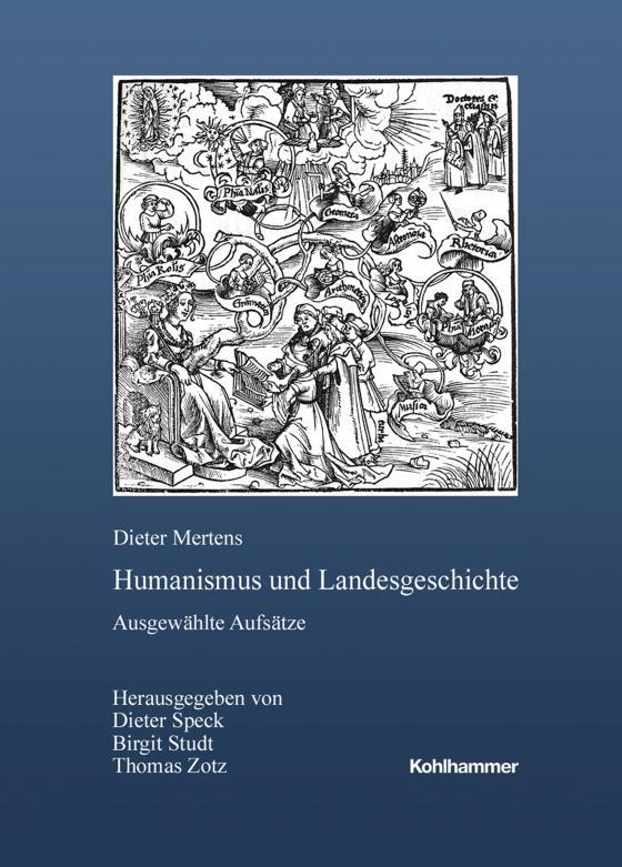 Cover-Bild Humanismus und Landesgeschichte