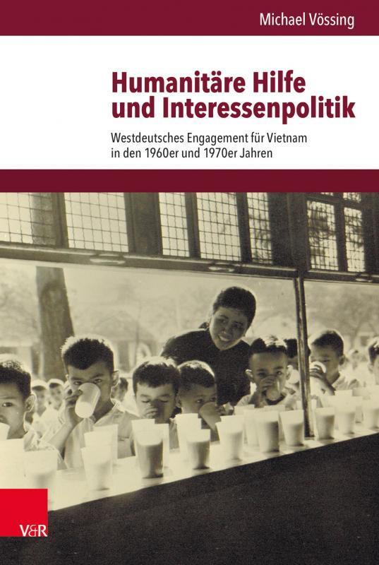 Cover-Bild Humanitäre Hilfe und Interessenpolitik