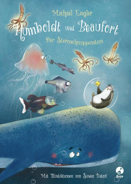 Cover-Bild Humboldt und Beaufort - Der Sternschnuppenstein