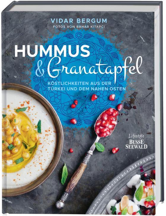 Cover-Bild Hummus & Granatapfel