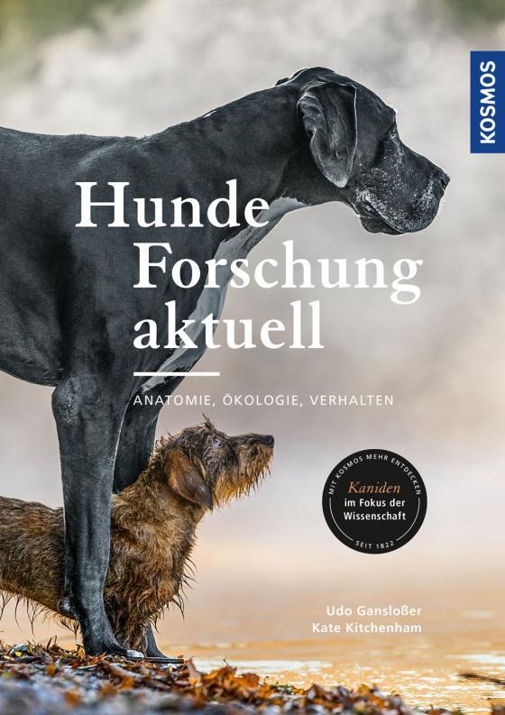 Cover-Bild Hunde-Forschung aktuell
