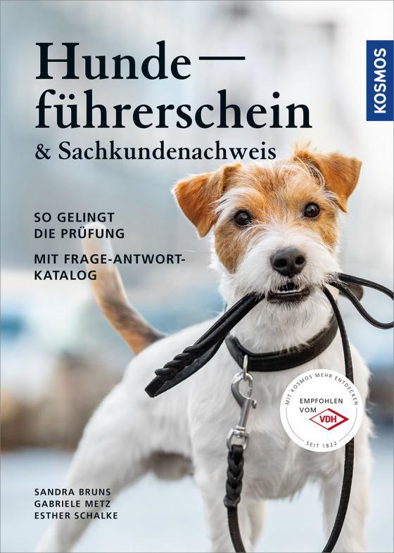 Cover-Bild Hundeführerschein und Sachkundenachweis