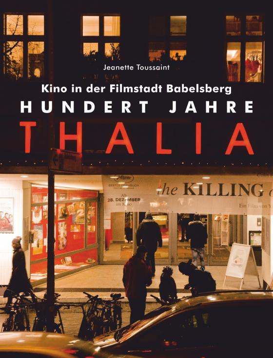 Cover-Bild Hundert Jahre Thalia